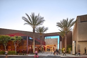 Brea Mall in Rowland Heights, San Gabriel Valley California