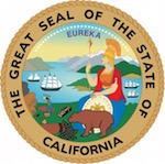 Official Seal of the State of California