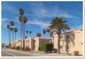 Capital Suites Hotel, Blythe California