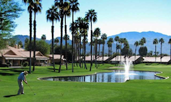 Chaparral Country Club in Palm Desert, Riverside California