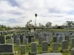 Chinese Cemetery of Los Angeles