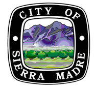 The Official Seal of the City of Sierra Madre, Los Angeles, California
