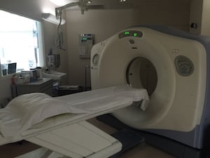 CT Scan diagnostic machine