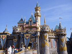 Disneyland, the most famous theme park in California and possibly the world, is located in Anaheim, which is the most populous city in Orange County, California
