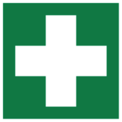 The Universal FIRST AID Symbol