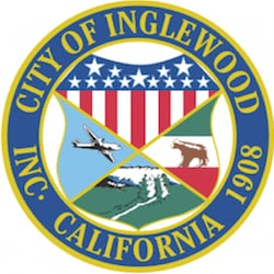 Official seal of Inglewood, California