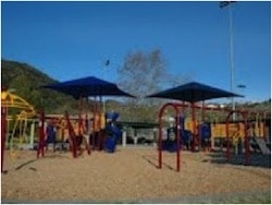 Mc Vicker Park in Lake Elsinore, California