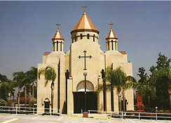 Holy Cross Armenian Cathedral