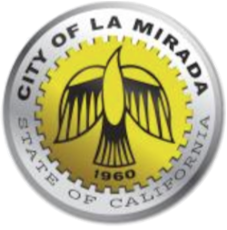 Official Seal of the City of La Mirada