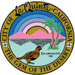 Official Seal of the City of La Quinta, Riverside County California