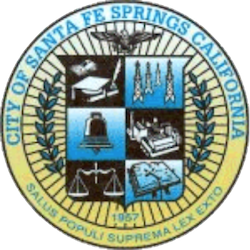 Official Seal of Santa Fe Springs, California