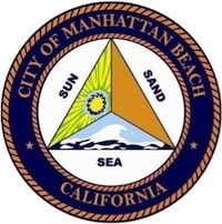 Official Seal of Manhattan Beach, Los Angeles County California