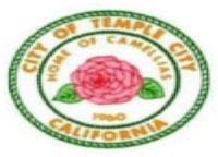 Official seal of Temple City, Los Angeles County, California