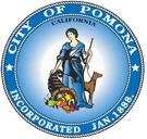 Official Seal of the City of Pomona, CA