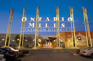 Ontario Mills in Ontario, California