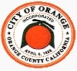 Official Seal of City of Orange County