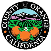 Official Seal of the County of Orange, California
