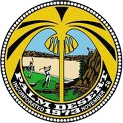 Official Seal of Palm Desert, California