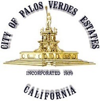 Official Seal of the City of Palos Verdes Estates, Los Angeles, California