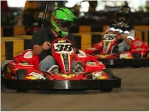 Pole Position Raceway in Corona, California