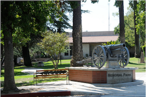Sierra Madre Memorial Park in Sierra Madre, L.A., CA