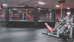 Training and fitness centre in La Mirada, California