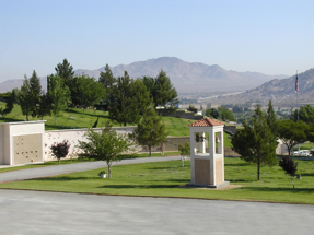 Victor Valley Memorial Park in Victorville, California