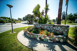 Vincent Lugo Park in San Gabriel, California